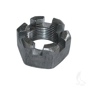 "1""-14 Slotted Axle Nut 