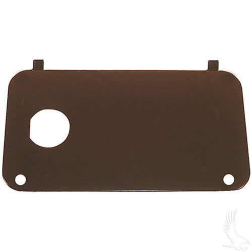 Key Switch Console Plate | Cart Parts Direct