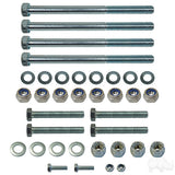 "RHOX 3"" Drop Spindle Lift Kit Hardware 