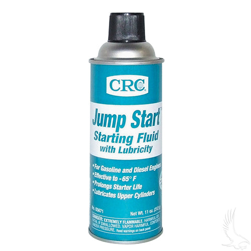 Jump Start Starting Fluid | Cart Parts Direct