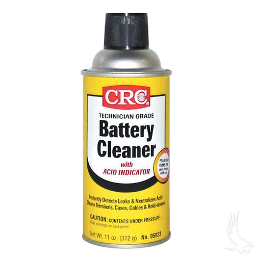 Battery Cleaner Spray w/ Acid Indicator | Cart Parts Direct