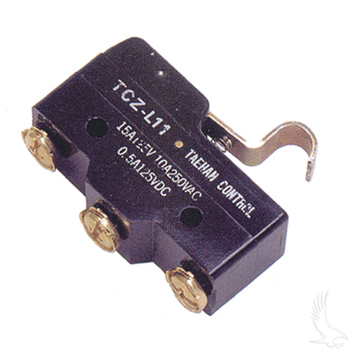 3 Terminal Micro Switch | Cart Parts Direct
