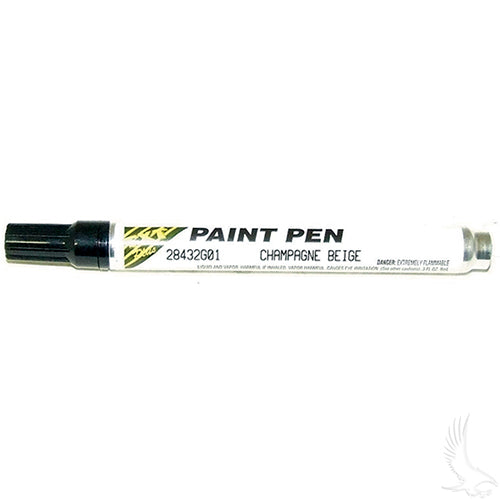 0.3 oz. Champagne Touch Up Paint | Cart Parts Direct