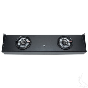 Overhead Audio Console with Bluetooth Amplifier and Speakers | Cart Parts Direct