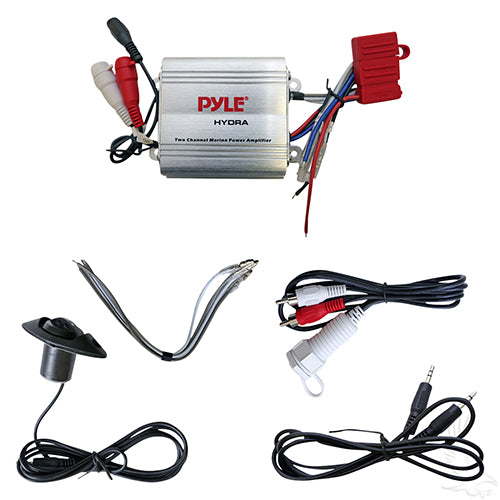 100W Marine Grade Amplifier | Cart Parts Direct