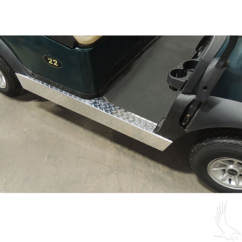 Diamond Plate Rocker Panels | Cart Parts Direct