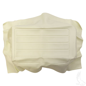 Ivory Seat Back Cover | Cart Parts Direct