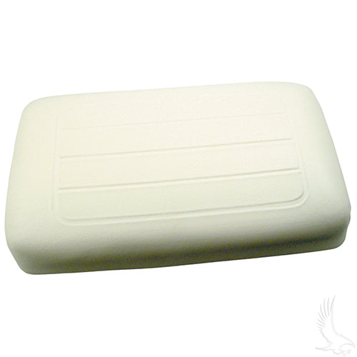 Ivory Seat Back Assembly | Cart Parts Direct
