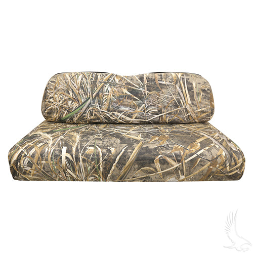 Realtree MAX-5 HD Camouflage Seat Back & Bottom Covers | Cart Parts Direct