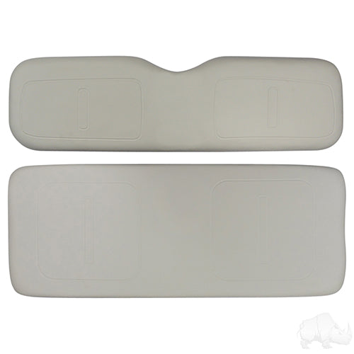 Oyster Seat Kit Replacement Board Cushion Set | Cart Parts Direct