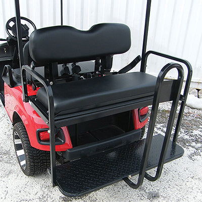 Black Super Saver Seat Cover Set | Cart Parts Direct
