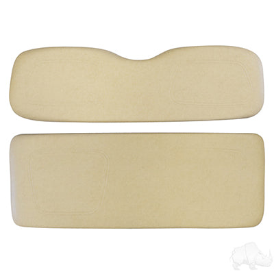 Buff Seat Kit Replacement Cushion Set | Cart Parts Direct
