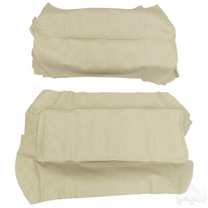 Beige Super Saver Flip Seat Cover Set | Cart Parts Direct