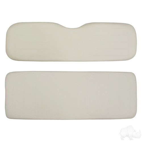 Ivory Replacement Seat Cushion Set |  | Cart Parts Direct