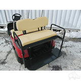 Tan Rear Super Saver Seat Kit | Cart Parts Direct