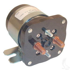 4 Terminal 48V Silver Solenoid | Cart Parts Direct