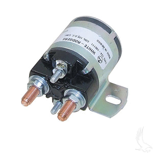 4 Terminal 12V Silver Solenoid | Cart Parts Direct