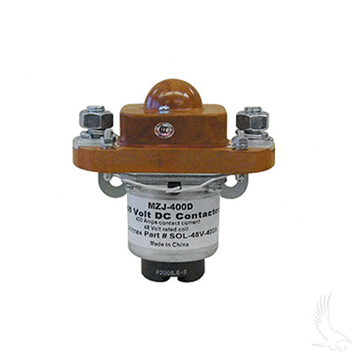 48V/400A Solenoid | Cart Parts Direct