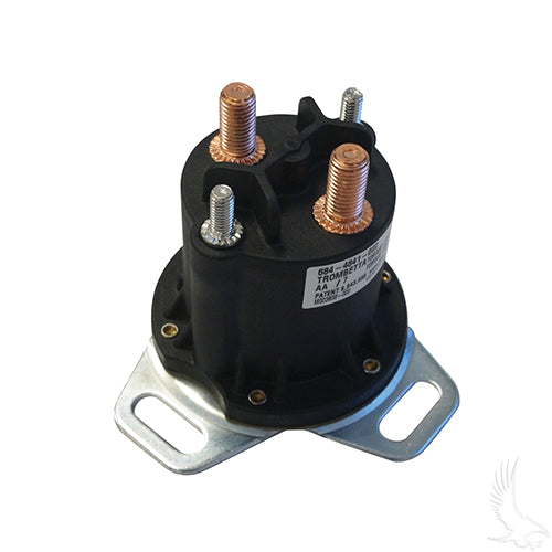 4 Terminal 48V Heavy Duty Copper Solenoid | Cart Parts Direct