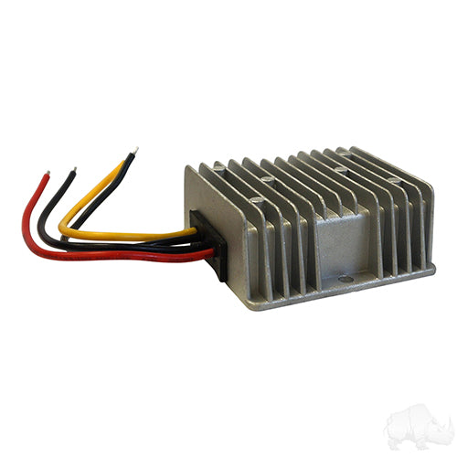 24V-30V to 12V/10A Voltage Reducer | Cart Parts Direct