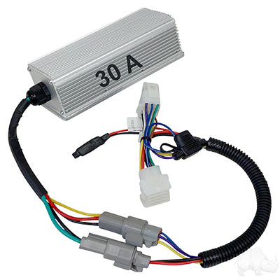 36V-48V to 12V/30A Voltage Reducer | Cart Parts Direct