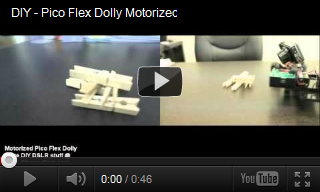 Pico Flex Dolly – DIY Motorized