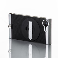 ZIP-5S Camera Case for Apple iPhone 5/5S (Black Edition)