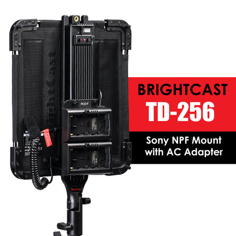 Picture of BrightCast TD-256 with AC Adapter