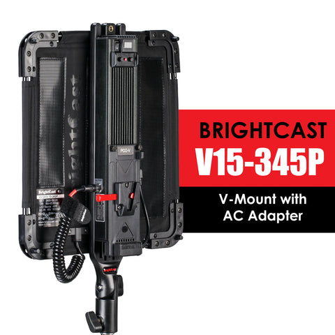Picture of BrightCast V15-345P with AC Adapter