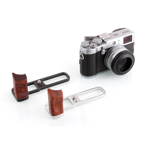 Picture of Rosewood Hand Grip for Fujifilm X100T