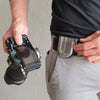 TacDraw Camera Belt Metal Holster