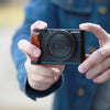 Rosewood Hand Grip for Sony RX100