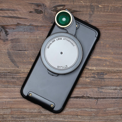 Picture of Revolver Lens Camera Kit for iPhone 7