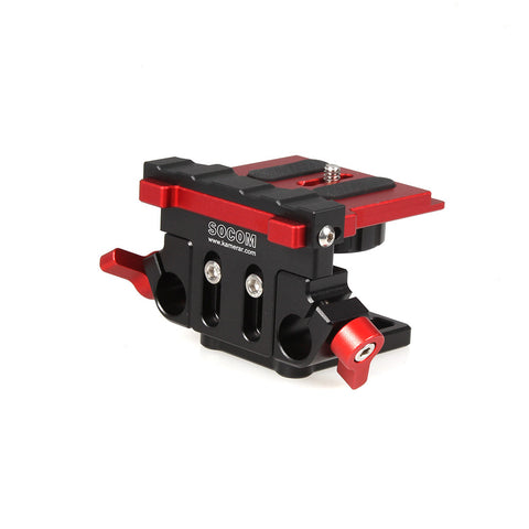 Picture of MP-2 Dual Rod Camera Mounting Plate