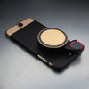 Metal Series Rose Gold Camera Kit (Limited Edition) for iPhone 6 plus / 6s Plus