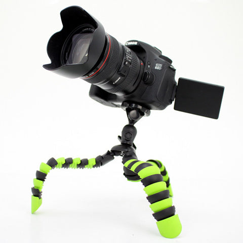 Picture of Large Flexible Tripod with Smart Phone/ iPad/ iPad Mini Holder