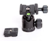 Pico Flex Dolly w/ P&C Compact Tripod Ball Head