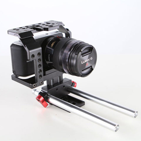 Picture of Pico Cage for BMPCC w/ Rod Holder Kit