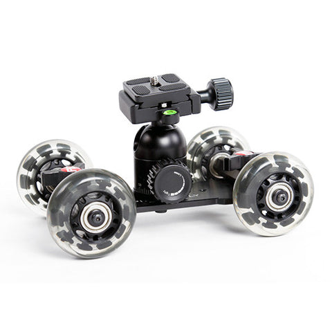 Picture of Pico Flex Dolly w/ P&C Compact Tripod Ball Head