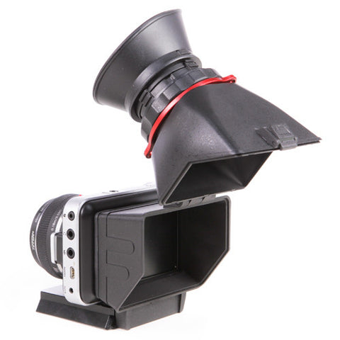 Picture of QV-1 LCD View Finder for BMPCC