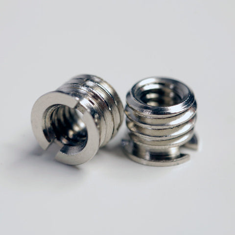 "Picture of 1/4"" to 3/8"" Threaded Adapter"