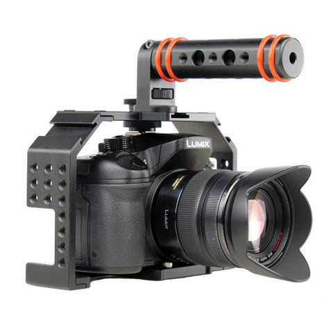 Picture of Honu v2.0 with Top Handle and HDMI Clamp