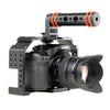 Honu v2.0 with Top Handle and HDMI Clamp