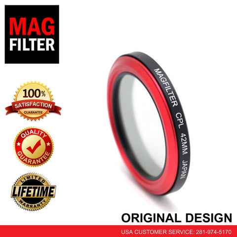 Picture of MagFilter CPL (Circular Polarizer) Filter