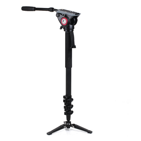 Picture of Carbon Fiber Video Fluid Monopod Kit