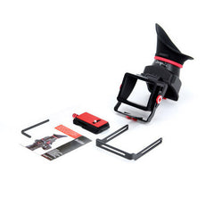 VF-4 Universal LCD View Finder + Extension Bracket Bundle