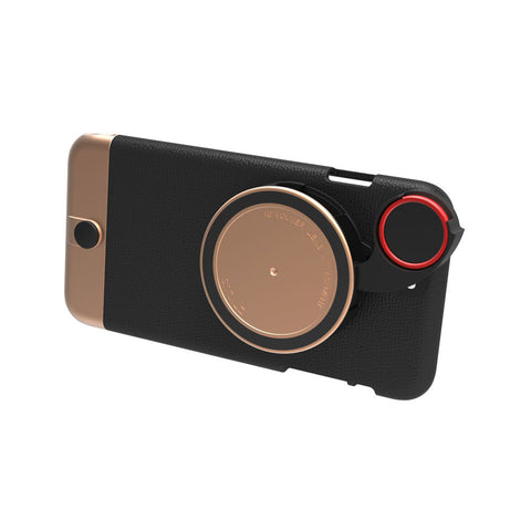 Picture of Metal Series Rose Gold Camera Kit (Limited Edition) for iPhone 6 plus / 6s Plus