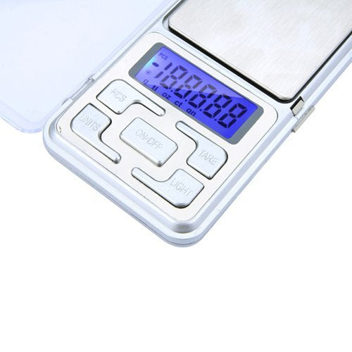 Digital Pocket Jewellery/Colour/Chemical Weighing Scale (Capacity: 500 gm by 0.01 gm)
