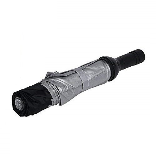 Windproof and UV Protection Umbrella for Men, Women and Kids, With Unique Waterproof Bottle - gadgetbucketindia