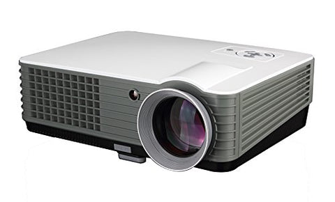 UnTech RD801 LED Portable Projector Full HD Home Cinema Video Projector 2200 Lumens 200 inch Big Screen Support